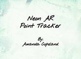 Neon AR Point Tracker