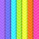 Neon Brights Chevron Paper Pack