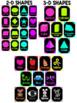 Neon Brights Decor Bundle