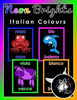 Neon Brights | Italian Colours
