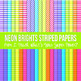 Neon Brights Paper Pack Bundle