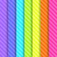 Neon Brights Stripes Paper Pack