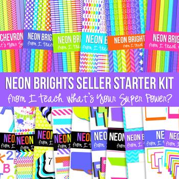 Seller Start Kit: Neon Brights Ultimate Bundle