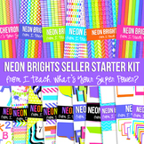 Seller Start Kit: Neon Brights Ultimate Bundle