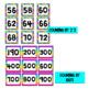 Neon Class Numbers~ Editable