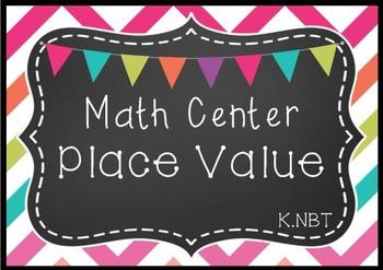 Neon Dream Kindergarten Center Labels