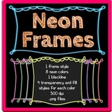 Neon Frames