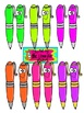 Neon Ink Pens for Personal or Commercial Use