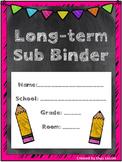 Long-Term Sub Binder - Neon