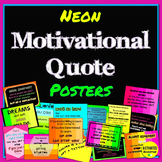 Motivational Growth Mindset Quote Posters