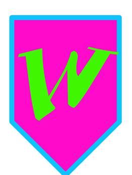 Neon Pop Theme Classroom Labels