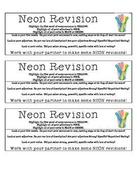 Neon Revision