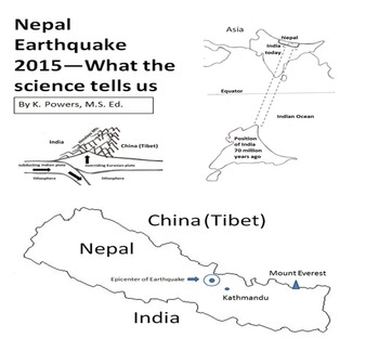 Nepal Earthquake 2015--What the science tells us