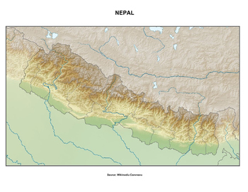 Nepal Geography Quiz