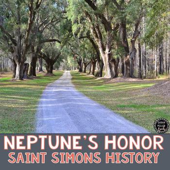 Neptune's Honor Saint Simons Island History PowerPoint