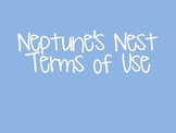 Neptune's Nest Terms of Use