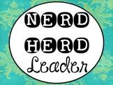 Nerd Herd Leader