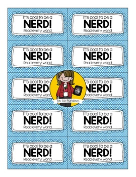 Nerd Testing Treat