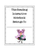 Nerd Theme Interactive Notebook Covers