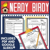 Nerdy Birdy Book Companion