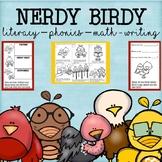 Nerdy Birdy Literacy and Math