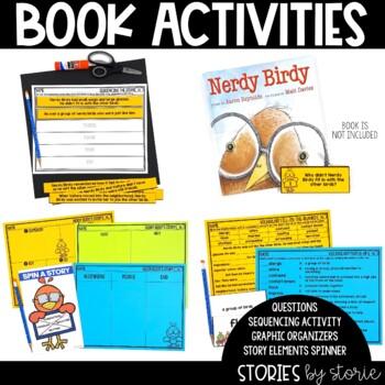 Nerdy Birdy Picture Book Companion
