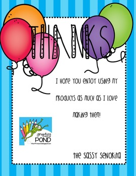 Nerdy Birthday Balloons