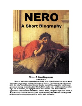 Nero - A Short Biography