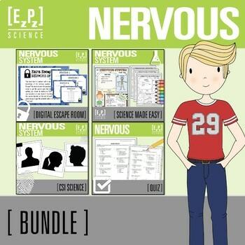 Nervous System Science Bundle