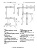 Nervous System: Crossword Puzzle