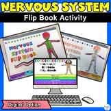 Nervous System Flip Book Review Activity