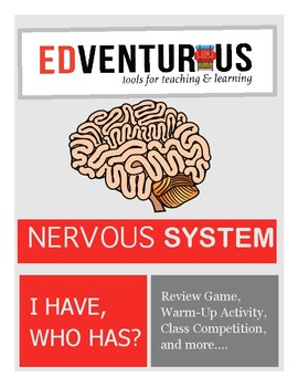 Nervous System: I Have, Who Has?