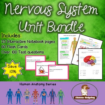 Nervous System Unit Bundle