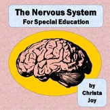 Nervous System Unit for Special Education