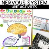 Nervous System Unit Activities Project