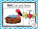 Nest Craft | Bird Craft Activity | Letter N Alphabet Activities
