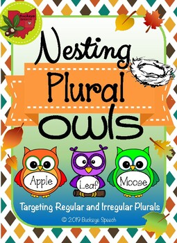 Nesting Plural Owls