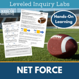Net Force Inquiry Labs