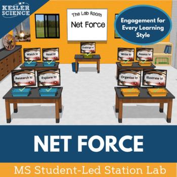 Net Force Student-Led Station Lab