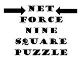 Net Force Puzzle