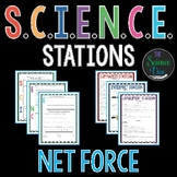 Net Force - S.C.I.E.N.C.E. Stations
