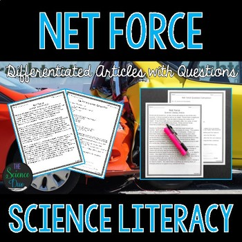 Net Force - Science Literacy Article