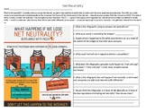 Net Neutrality Infographic Analysis