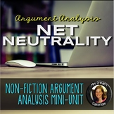 Net Neutrality Nonfiction Argument Analysis