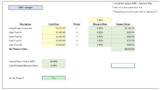 Net Present Value - Quick Example