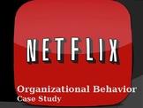 Netflix Case Study - Organisational Behaviour