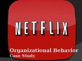 Netflix Case Study - Organisational Behaviour