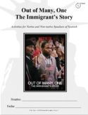 Netflix Documentary Guide for Spanish: Out of Many, One - The Immigrant's Story