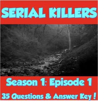 Netflix Inside the Criminal Mind: SERIAL KILLERS