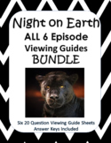 Netflix Night on Earth BUNDLE - ALL 6 Viewing Guides - Dis